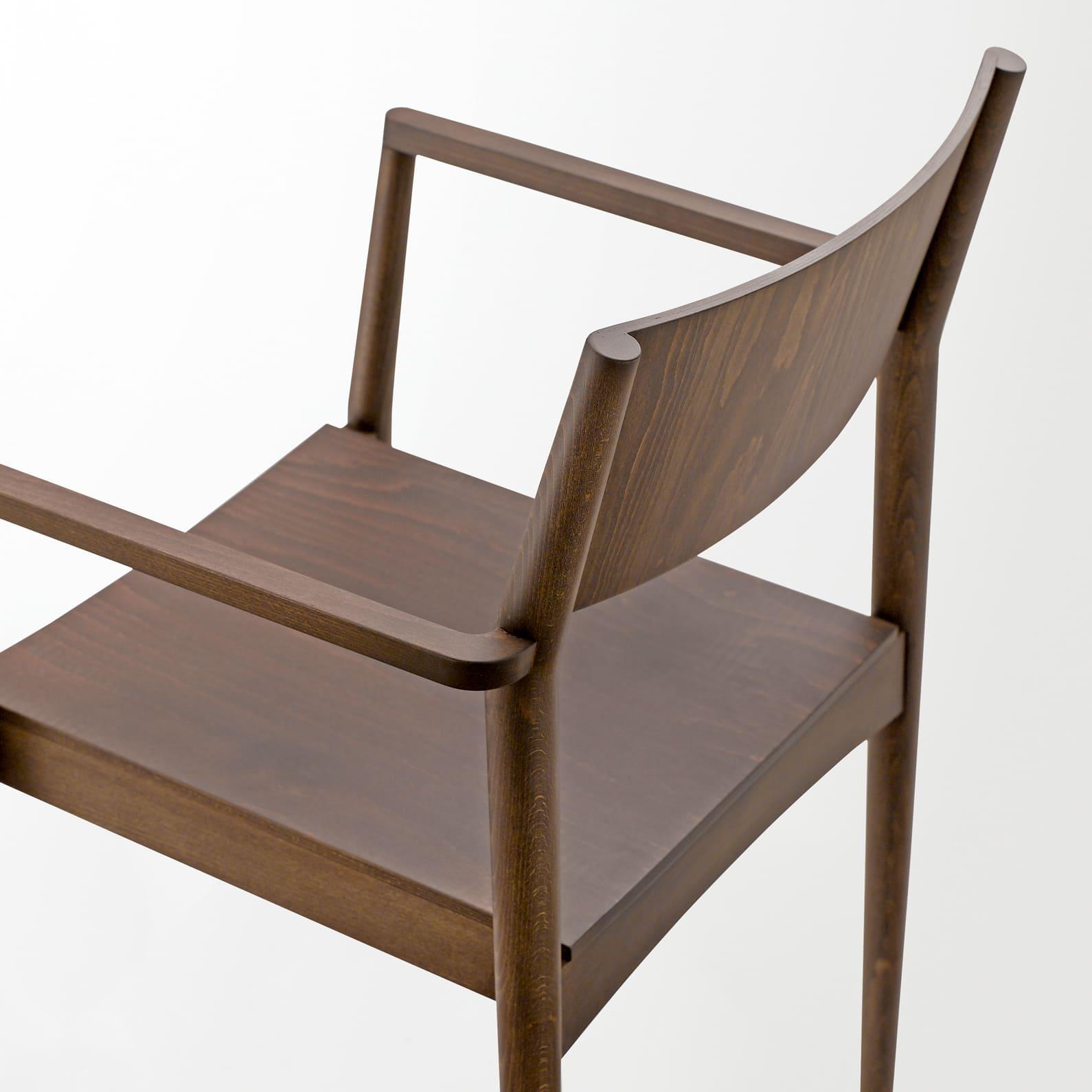 エジリオ Egidio 一人掛け 一人がけ 1人掛け 1人がけ 1人掛け 1人がけ アームあり スタッキング チェア 木製 アーム幅広い 座り心地 arti 家具 CY056 CY057