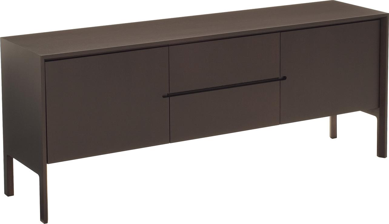 ビューロー Bureau  キャビネット 木製 オフィス家具 シンプル しっかり KA4