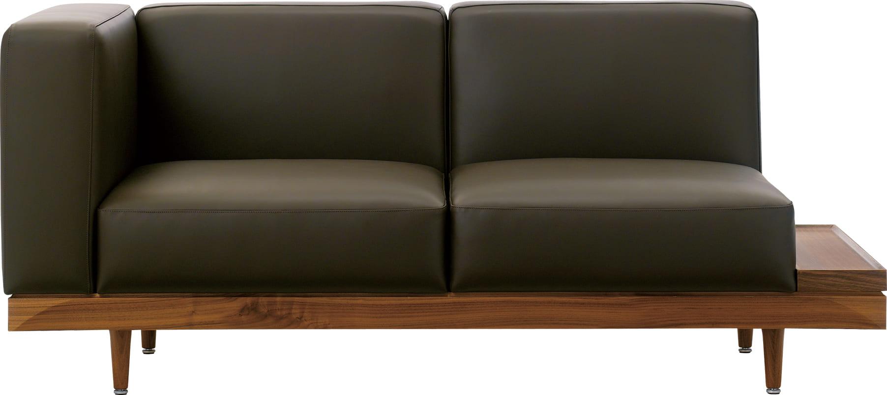 クティ Kouti 二人掛け 二人がけ 2人掛け 2人がけ 2人掛け 2人がけ 3人掛け アームあり ソファ スクエア 天然木 SD1