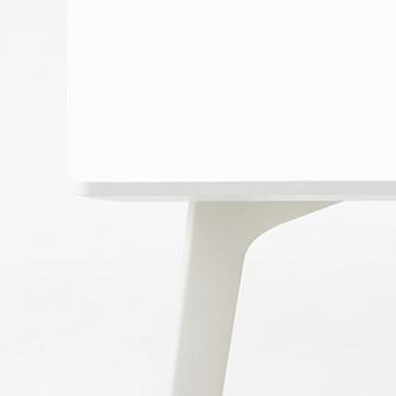 Aria アリア テーブル 丸型 丸い 角R ローテーブル