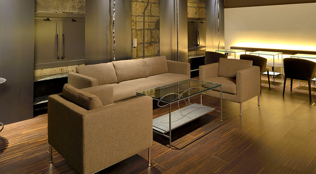 Levi ソファ アームあり レストラン 業務用家具