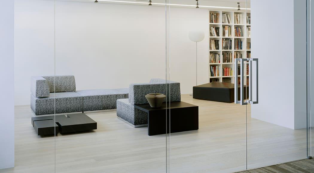 Incise Intersect ソファ オットマン ローテーブル アームあり エントランス オフィス ロビー 業務用家具
