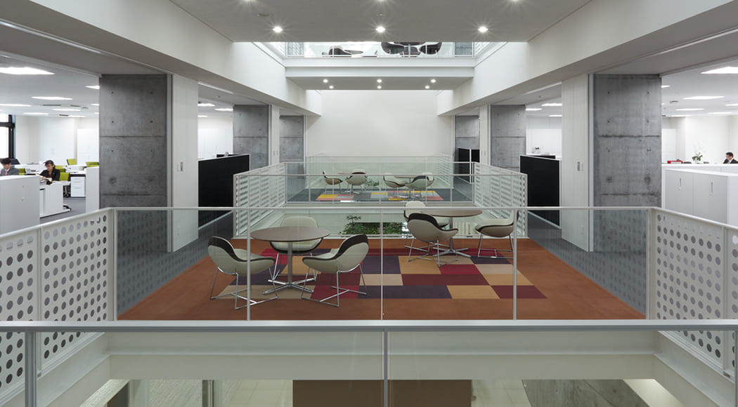 Ciambella チェア 回転式 オフィス 共有スペース 業務用家具