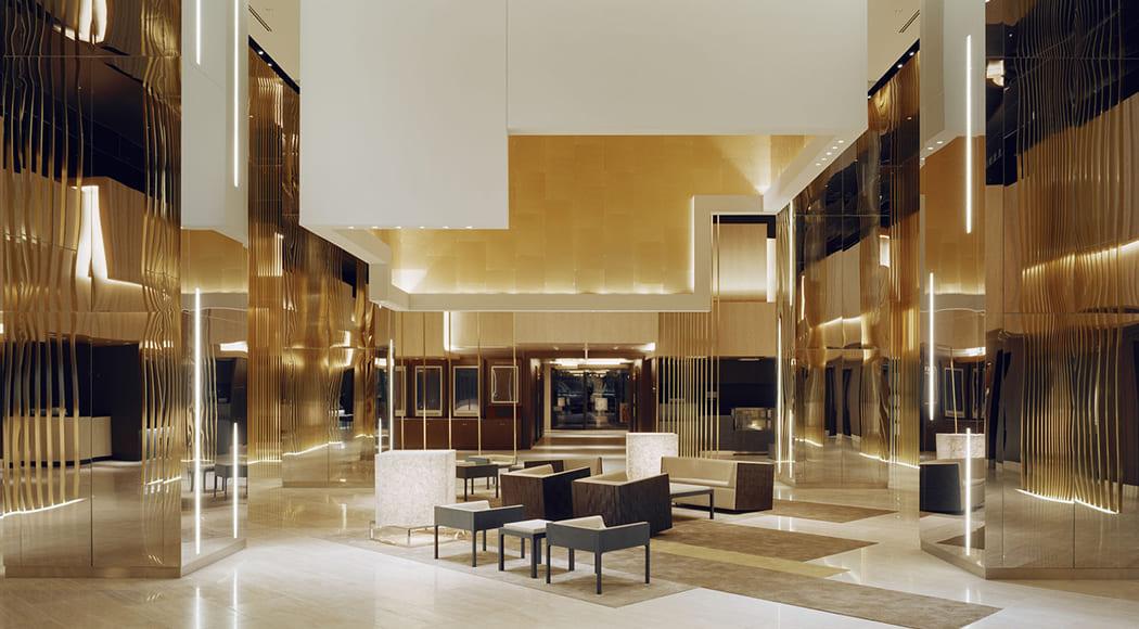 Contrast チェア ソファ サイドテーブル 二人掛け ロビー ホテル ラウンジ エントランス 業務用家具