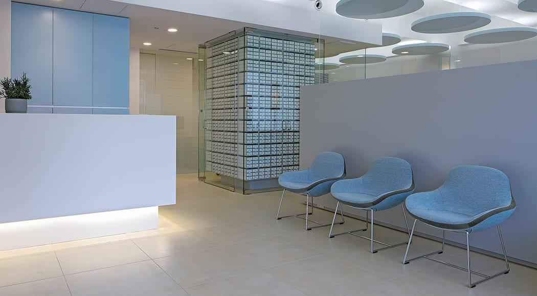 Ciambella チェア クリニック 歯科医院 待合スペース エントランス 業務用家具