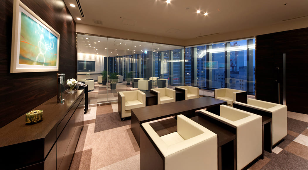 Incise Slim ソファ アームあり 会議室 オフィス 業務用家具