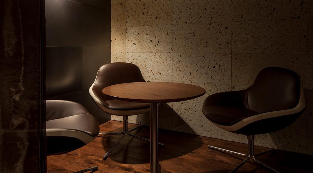 Ciambella チェア 回転式 バー 店舗 テーブル 業務用家具