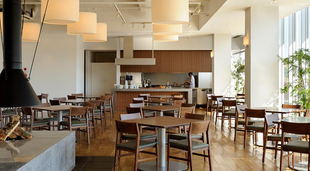 Arete チェア アームあり レストラン ホール 店舗 業務用家具