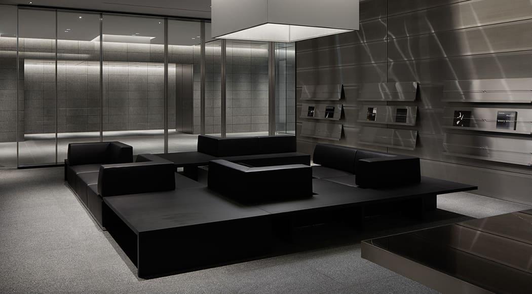 Intersect900 ソファ スツール オフィス ロビー エントランス 業務用家具